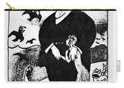 Jean L�on Jaur�s (1859-1914) Carry-all Pouch
