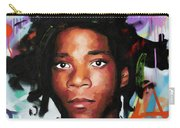 Jean, Michel, Basquiat II Carry-all Pouch