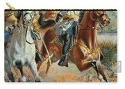 Jeb Stuarts Cavalry 1862 Carry-all Pouch