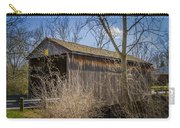 Jediah Hill Covered Bridge Carry-all Pouch