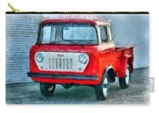 Jeep 1959 Fc150 Forward Control Pickup Carry-all Pouch