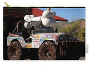 Jeep Art Carry-all Pouch