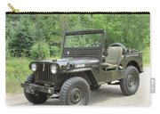 Jeep At Hydes Creek Carry-all Pouch