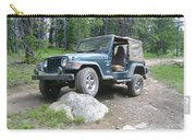 Jeep Wrangler Carry-all Pouch