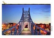 Jefferson Avenue Footbridge Carry-all Pouch