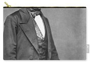 Jefferson Davis Carry-all Pouch by American Photographer