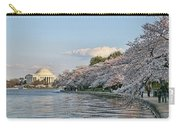 Jefferson Memorial # 4 Carry-all Pouch