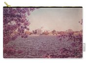 Jefferson Memorial During Spring Carry-all Pouch