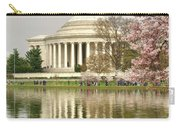 Jefferson Memorial Reflection I Carry-all Pouch