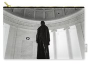 Jefferson Memorial Statue Carry-all Pouch