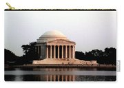 Jefferson Monument After Sunset Carry-all Pouch