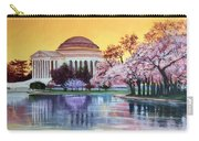 Jefferson Monument Carry-all Pouch