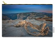 Jeffrey Pine On Sentinel Dome Carry-all Pouch