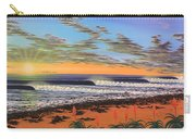 Jeffreys Bay  South Africa Carry-all Pouch
