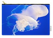 Jellies In Jellyfish Tank In Monterey Aquarium-california Carry-all Pouch