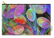 Jelly Beans And Balloons Abstract Carry-all Pouch