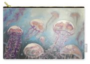 Jelly-fish Carry-all Pouch