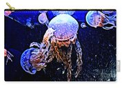 Jellyfish Action Carry-all Pouch