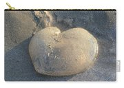 Jellyfish With A Big Heart Carry-all Pouch by Shane Bechler