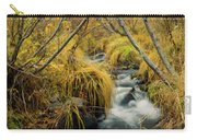 Jenny Creek In Autumn Carry-all Pouch