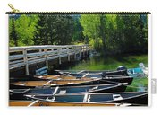 Jenny Lake Boats Carry-all Pouch