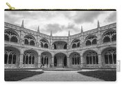 Jeronimos Monastery Cloister Lisbon Carry-all Pouch