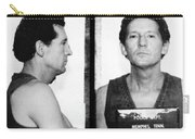 Jerry Lee Lewis Mug Shot Horizontal Carry-all Pouch