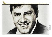 Jerry Lewis Carry-all Pouch