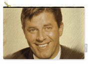 Jerry Lewis, Vintage Actor Carry-all Pouch