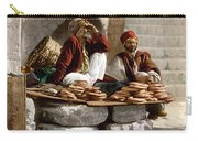 Jerusalem - Bread Seller Carry-all Pouch