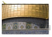 Jerusalem - Dome Of The Rock Carry-all Pouch