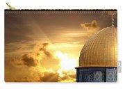 Jerusalem - The Morning Light Carry-all Pouch