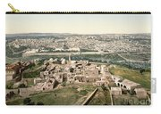 Jerusalem, C1900 Carry-all Pouch