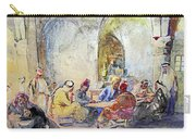 Jerusalem Cafe Carry-all Pouch