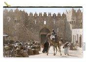 Jerusalem: Caravan, C1919 Carry-all Pouch