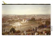 Jerusalem In Her Grandeur Carry-all Pouch by Henry Courtney Selous