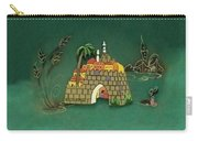 Jerusalem Israel O Carry-all Pouch