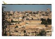 Jerusalem Carry-all Pouch