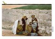 Jerusalem Shoemaker, C1900 Carry-all Pouch