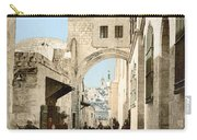 Jerusalem: Via Dolorosa Carry-all Pouch