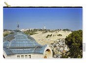 Jerusalem View Carry-all Pouch