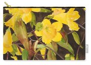 Jessamine Jungle Carry-all Pouch