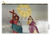 Jesus And Abraham Carry-all Pouch