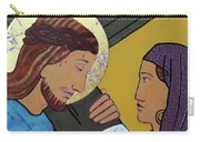Jesus And Veronica Carry-all Pouch