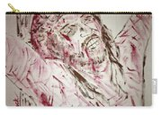 Jesus Crucified Carry-all Pouch