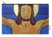 Jesus Dies On The Cross Carry-all Pouch