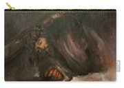 Jesus Falls The Second Time Carry-all Pouch