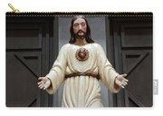 Jesus Figure Carry-all Pouch