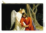 Jesus In Gethsemane Carry-all Pouch