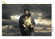 Jesus In The Clouds Carry-all Pouch